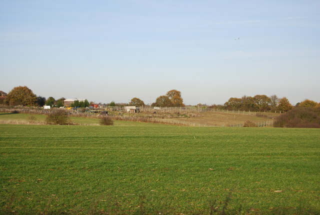 View to Corner Farm