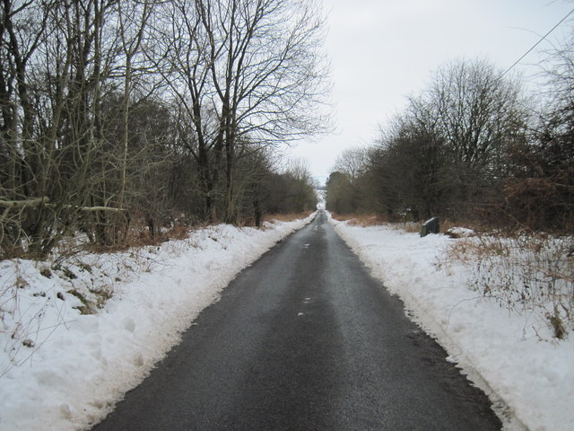 Road  from  Keldy  to  High  Lane