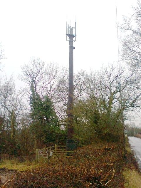 Telecommunication Mast, Baker's Lane