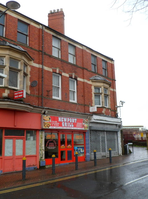 Newport Grill, Upper Dock Street, Newport