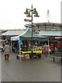 SD8010 : Bury Market by David Dixon