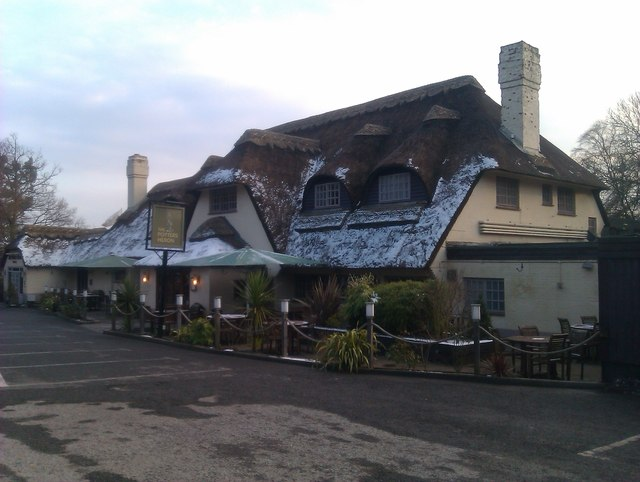 The Potters Heron Hotel