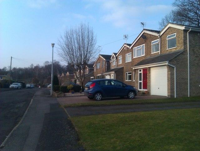 Flexford Close
