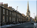 TL4558 : Jesus Lane in February by John Sutton