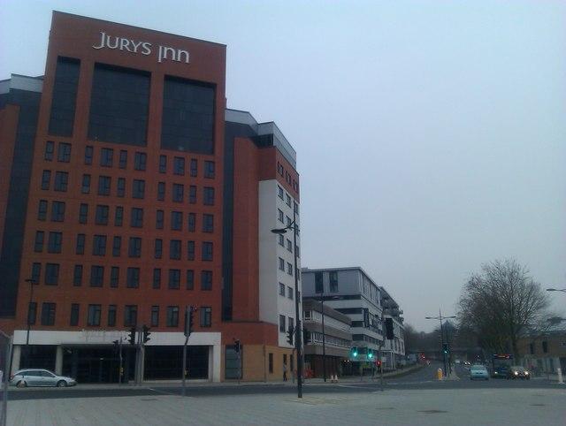 Jurys Inn Hotel, Swindon