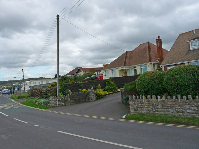 Blue Anchor - Housing