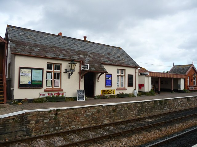 Blue Anchor - Blue Anchor Station