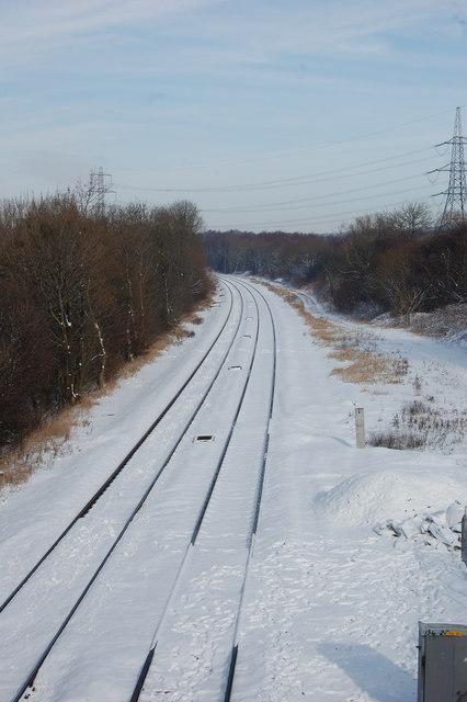 Midland Line (old road)