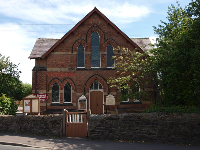 Trinity, Croston - Wesleyan Methodist
