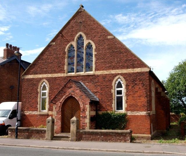 Emmanuel, Croston - United Methodist Free Church