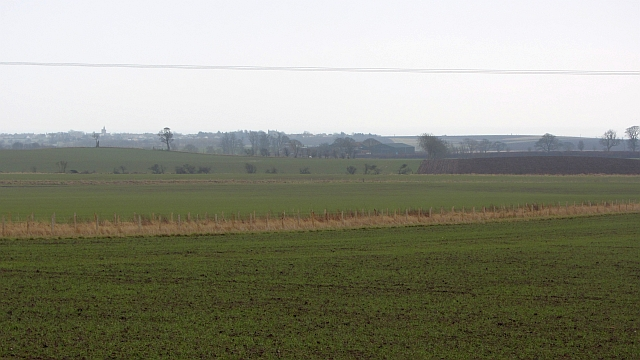 Arable farmland, Comielaw
