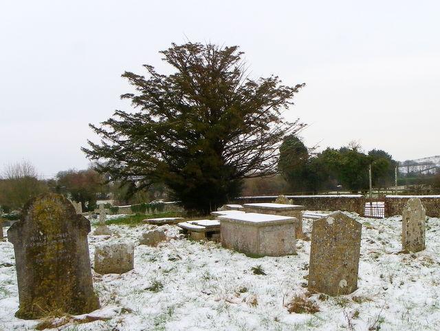 Churchyard, All Saints Church