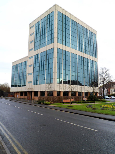Crown Building, Newport