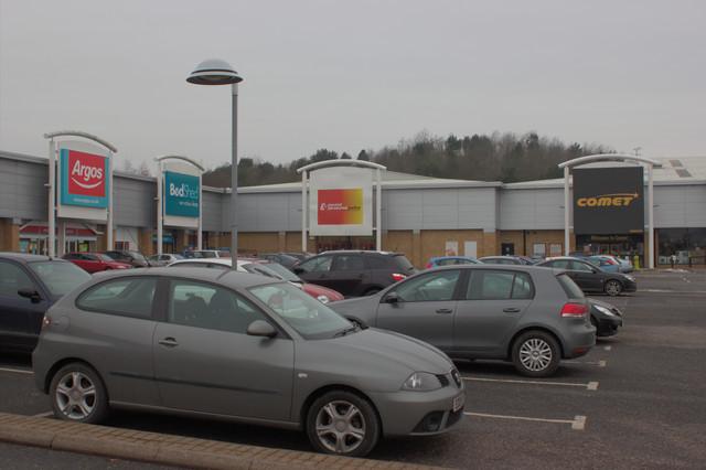 Retail Park, Telford