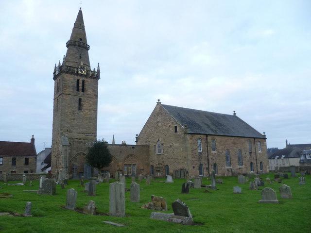 Old Cupar Parish Kirk