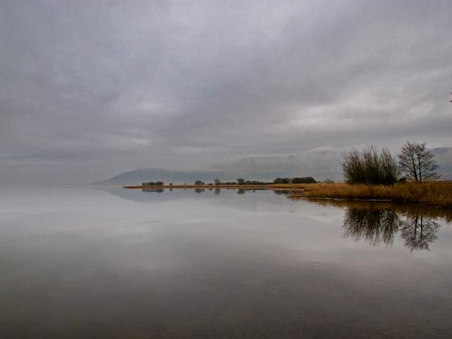 Southern shore, Loch Leven