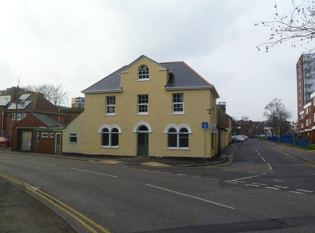 Poole, The Royal Oak and Gas Tavern