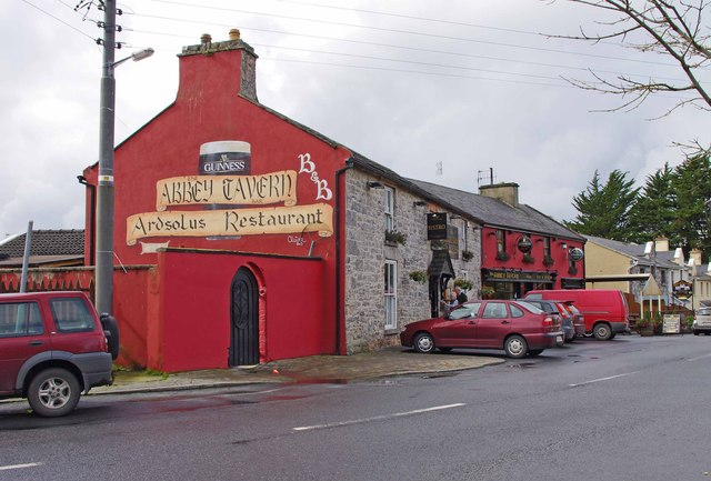 The Abbey Tavern (2), The Park, Quin, Co. Clare