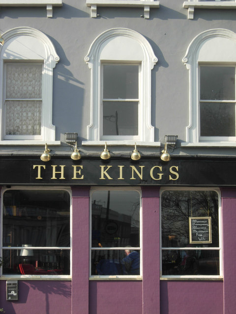 The King's Head, Islington