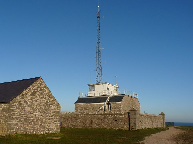 Former Powder Magazine, Berry Head