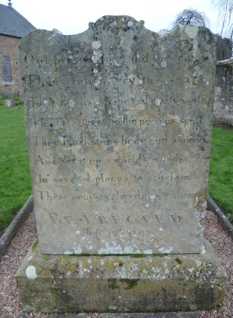 File:The grave of Lady Henrietta Gilmour, Cupar Cemetery ...