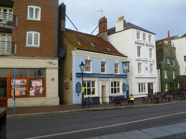 Poole, The Portsmouth Hoy