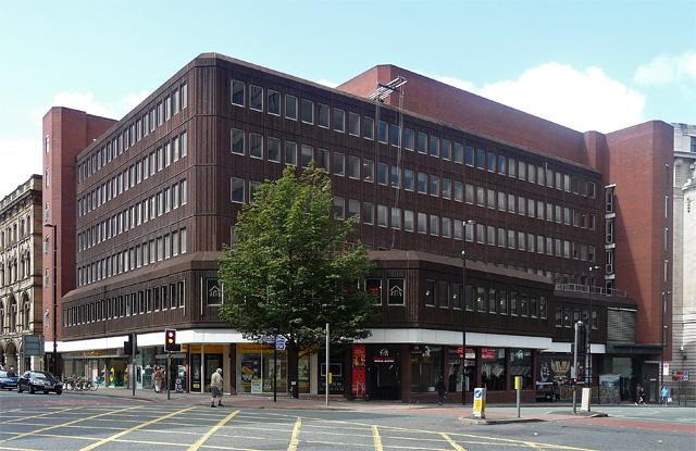40 Blackfriars Street, Manchester