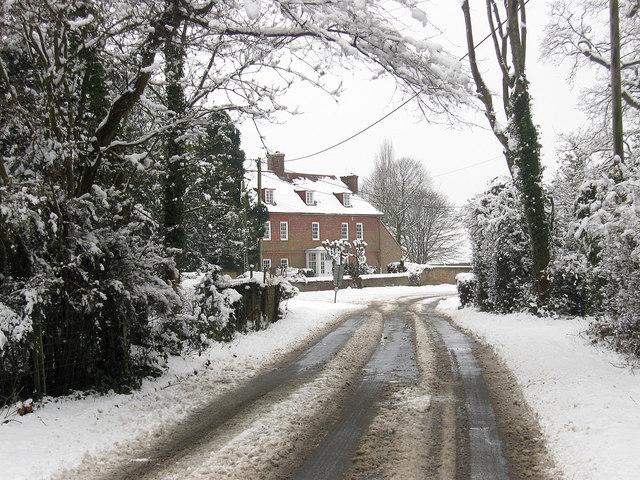 Farley Farmhouse, Muddles Green