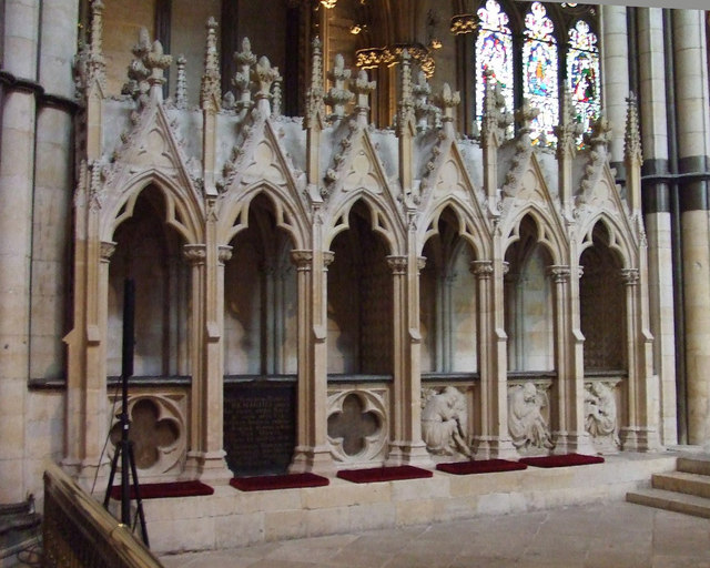 Easter Sepulchre, Lincoln Cathedral