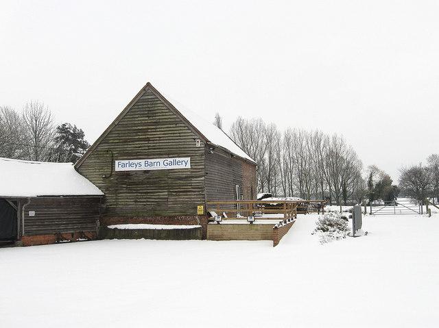 Farleys Barn Gallery, Muddles Green