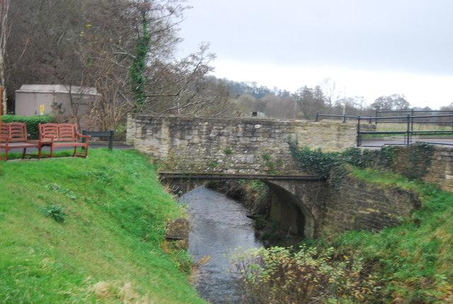 Bridge over the River Brit