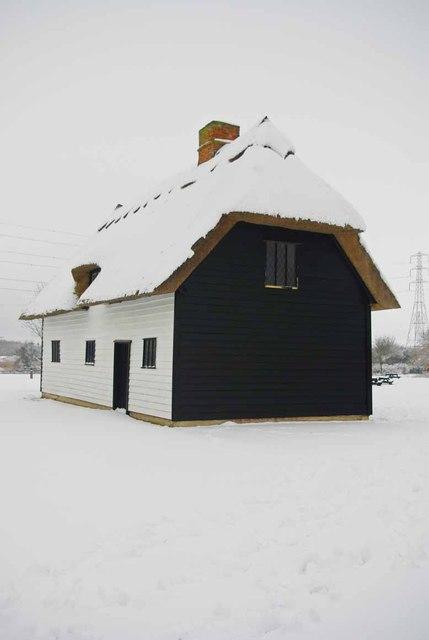 Blunts Cottage