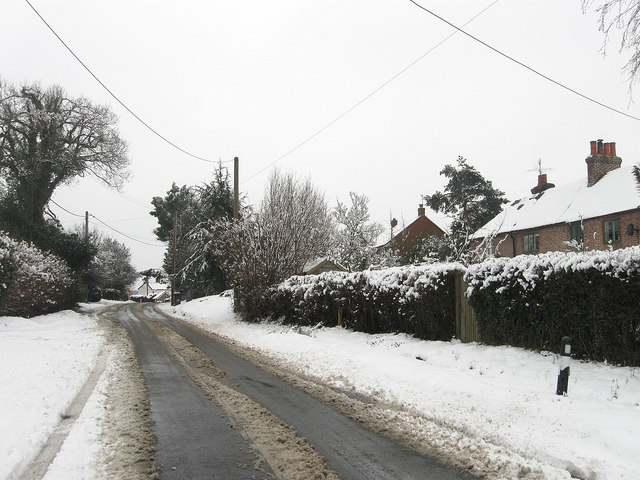 Willetts Cottages, Muddles Green