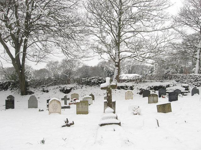 Graveyard Extension, Chiddingly Church