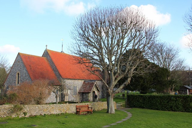East Dean Church
