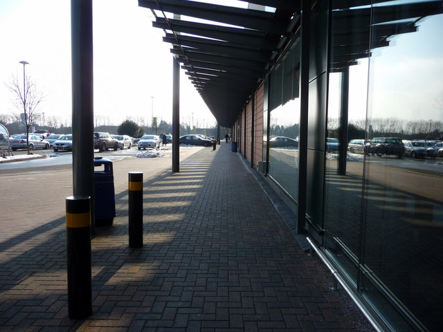 Brookfield Farm Shopping Centre, Hertfordshire