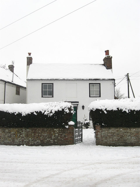 Cottage next to the Old Post Office