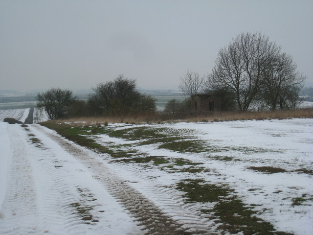 Remains of RAF Ingham