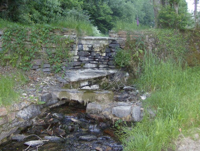 Old Stream Crossing