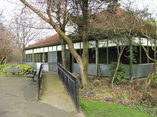 The Pavilion, Richardson Dees Park