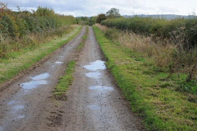 Lane at Wick