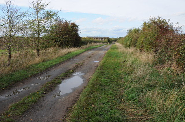Lane at Wick