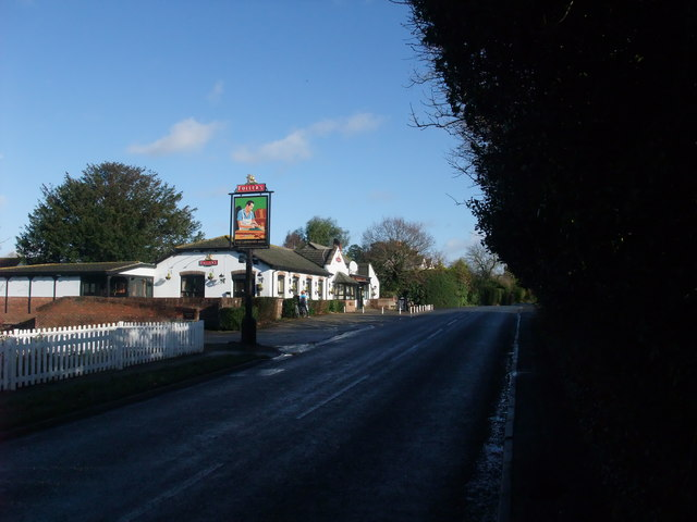 The Carpenters Arms, Burley Road, Bransgore