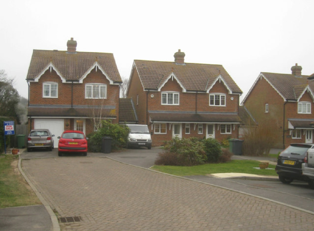 New builds - Woodcroft