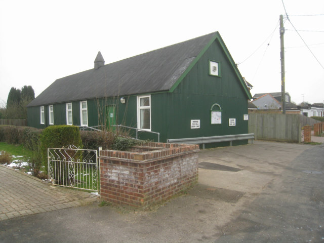 East Oakley Village Hall