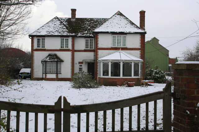 Zulu Farmhouse, Didcot Road