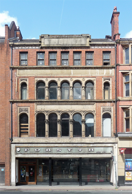 126 Deansgate, Manchester