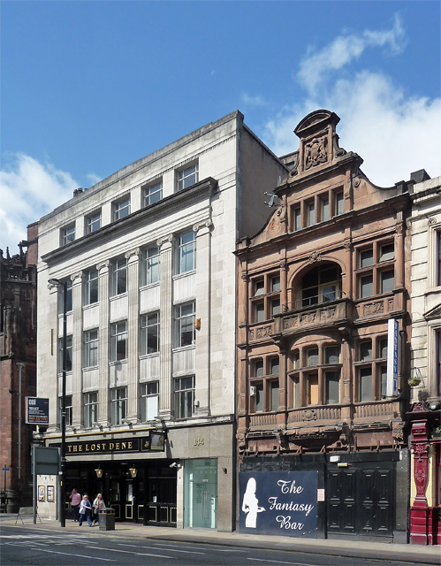 140-144 Deansgate, Manchester