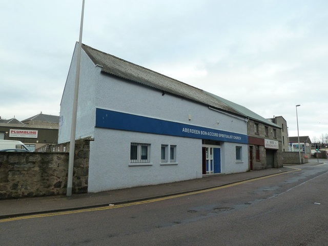 Bon Accord Spiritulist Church