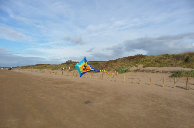 Berrow - Flying A Kite